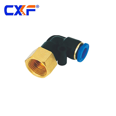 Female Elbow Fitting CXF Brand SPLF Series
