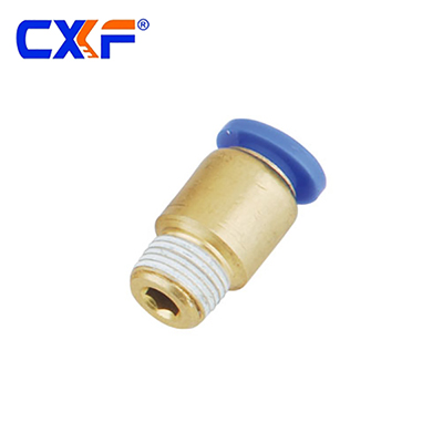 SPOC Series Tube Fitting Fast Connection
