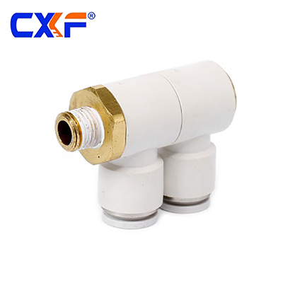KQ2VD Series One Touch Pneumatic Quick Fitting