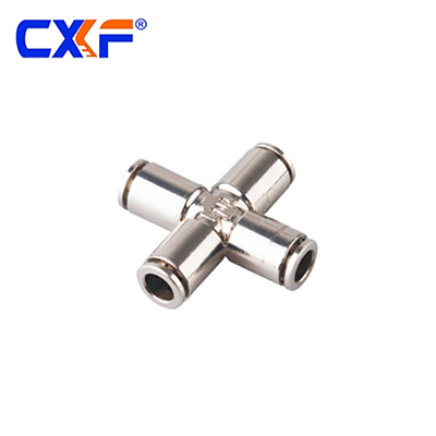 JPXL Series Union Cross Pneumatic Fitting