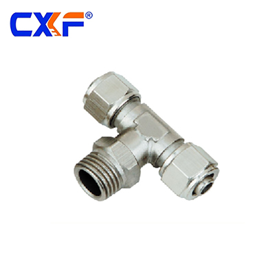 KLB Series Brass Quick Twist Pneumatic Fitting