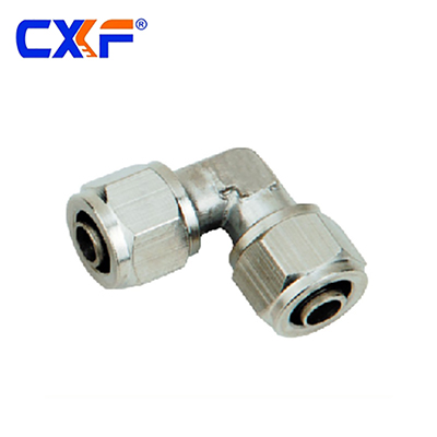 KLV Series Brass Quick Twist Pneumatic Fitting