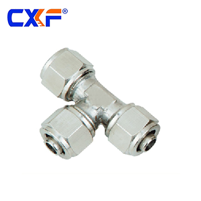 KLE Series Brass Quick Twist Pneumatic Connector