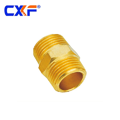 BW Series Brass Quick Pneumatic Coupling