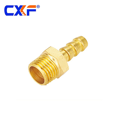 BG Series Brass Quick Pneumatic Coupling