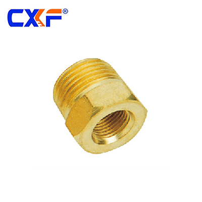 BB Series Brass Quick Pneumatic Coupling