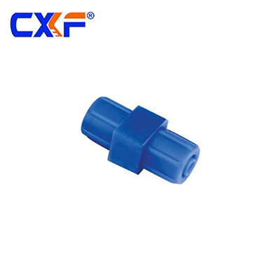 BMU Series Union Straight Plastic Fitting