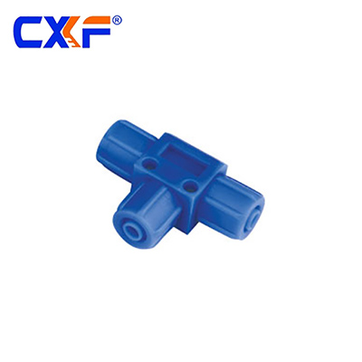 BME Series Union Tee Plastic Fitting
