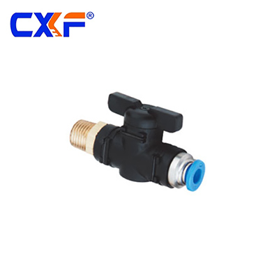 BC Series Hand Control Valve Fitting