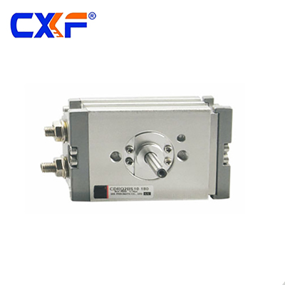 CRQ2 Series Pneumatic Thin Cylinder GearRack Swaying Cylinder
