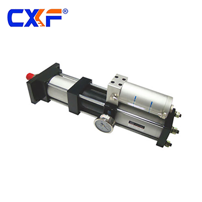 MPTF Series Air and Liquid Booster Cylinder