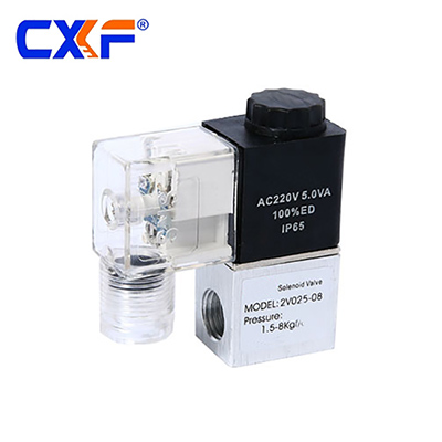 2V Series Direct-acting Type Solenoid Valve