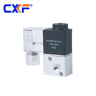 3V1 Series Aluminum Alloy 2 Way Solenoid Valve