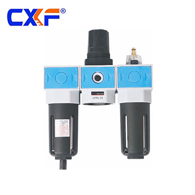 UFRL Series Filter Regulator Lubricator Combination