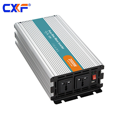2000W Ture Sine Wave Inverter