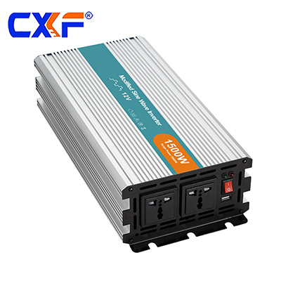 1500W Modified Sine Wave Solar Inverter