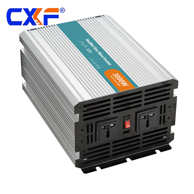 3000W 12V 24V 48V dc to ac 110V 220V Power Inverter