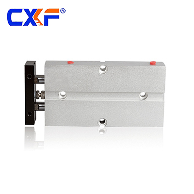 TN Series Dual Shaft Pneumatic Cylinder
