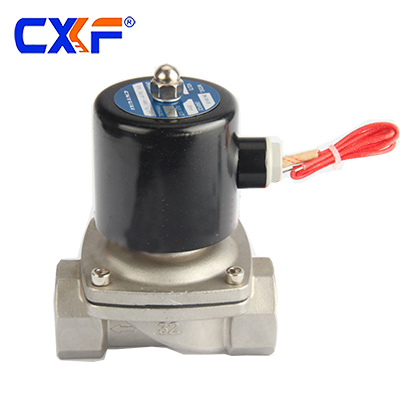 2S Series Stainless Steel Normal Closed Solenoid Valve