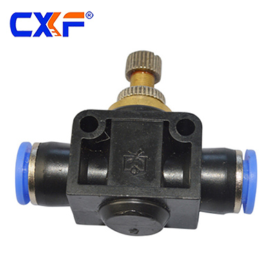 LSA/PASeries Speed Control Valve