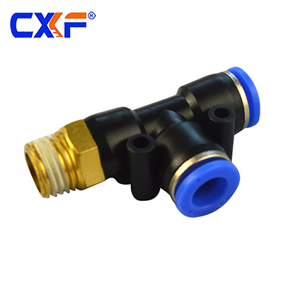 PD Series Male Run Tee Electrical Pipe Fitting